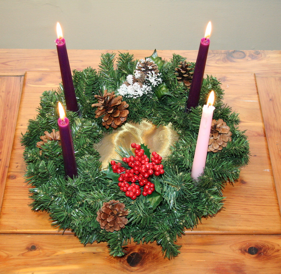 O Come! - Advent in the Home