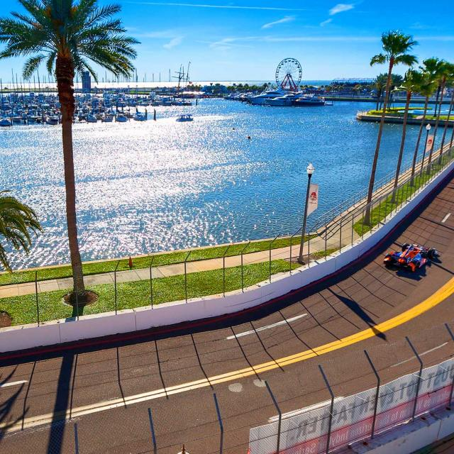 GP of St Pete INDYCAR Media Day 1