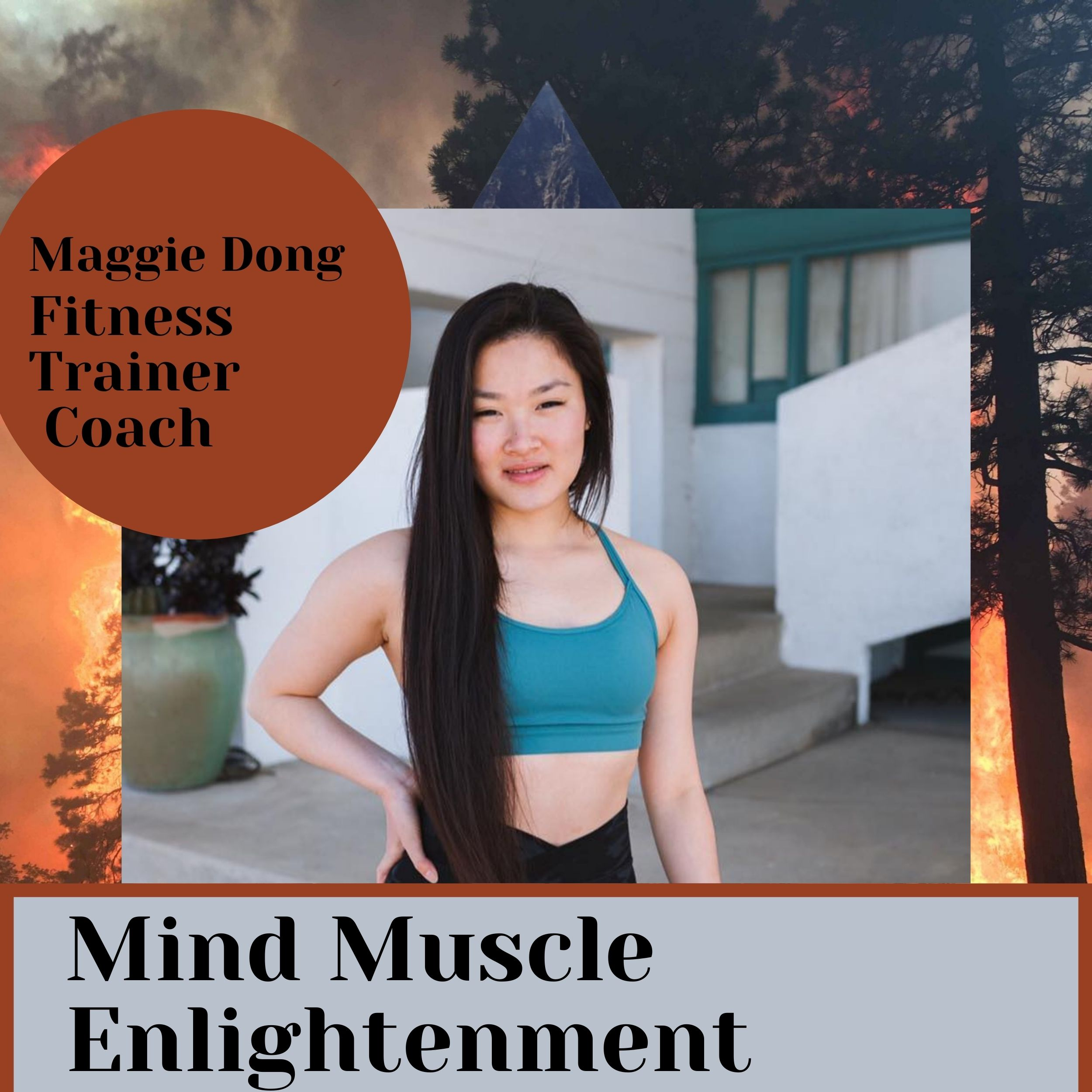 Maggie Dong: Fitness is More than Physical