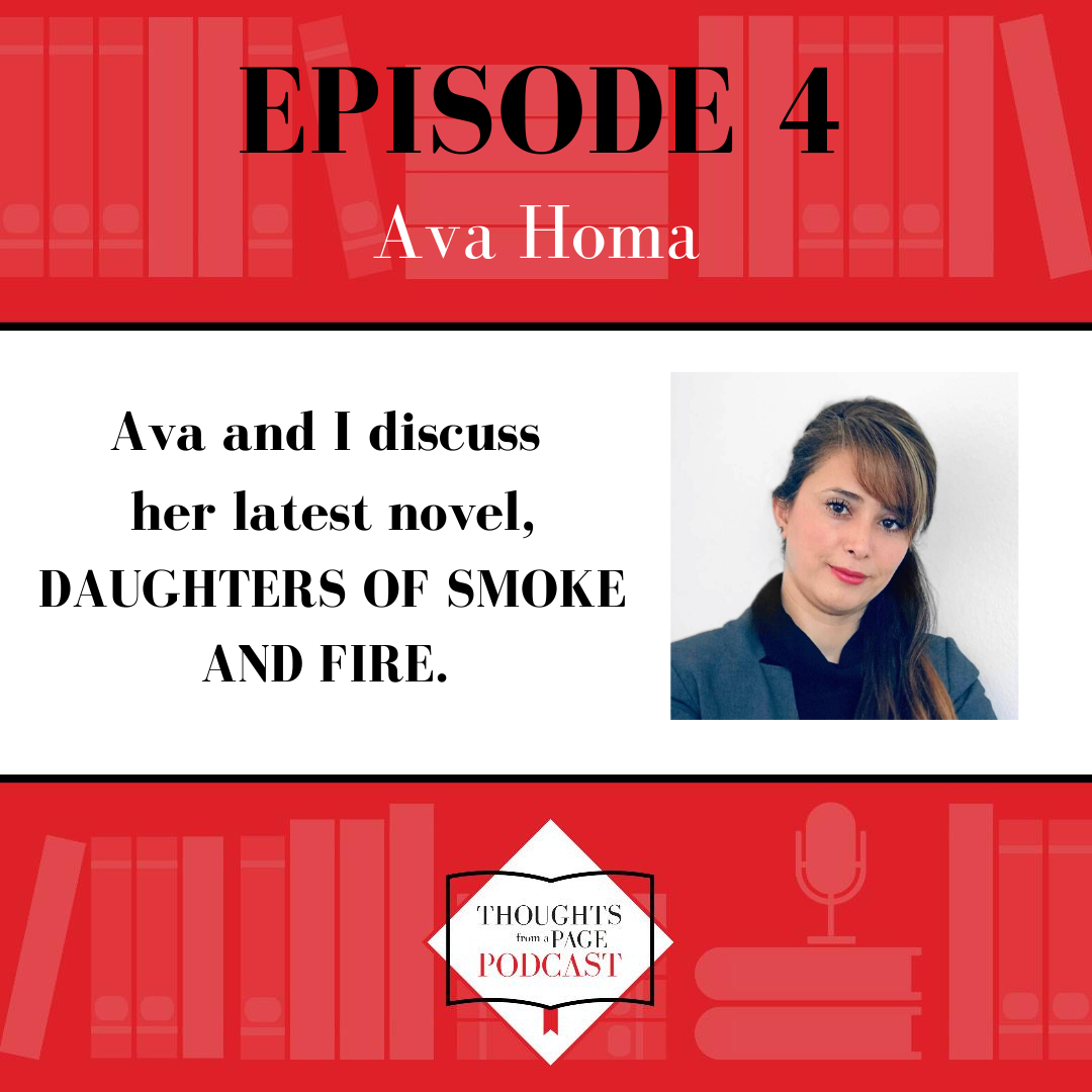 Ava Homa- DAUGHTERS OF SMOKE AND FIRE