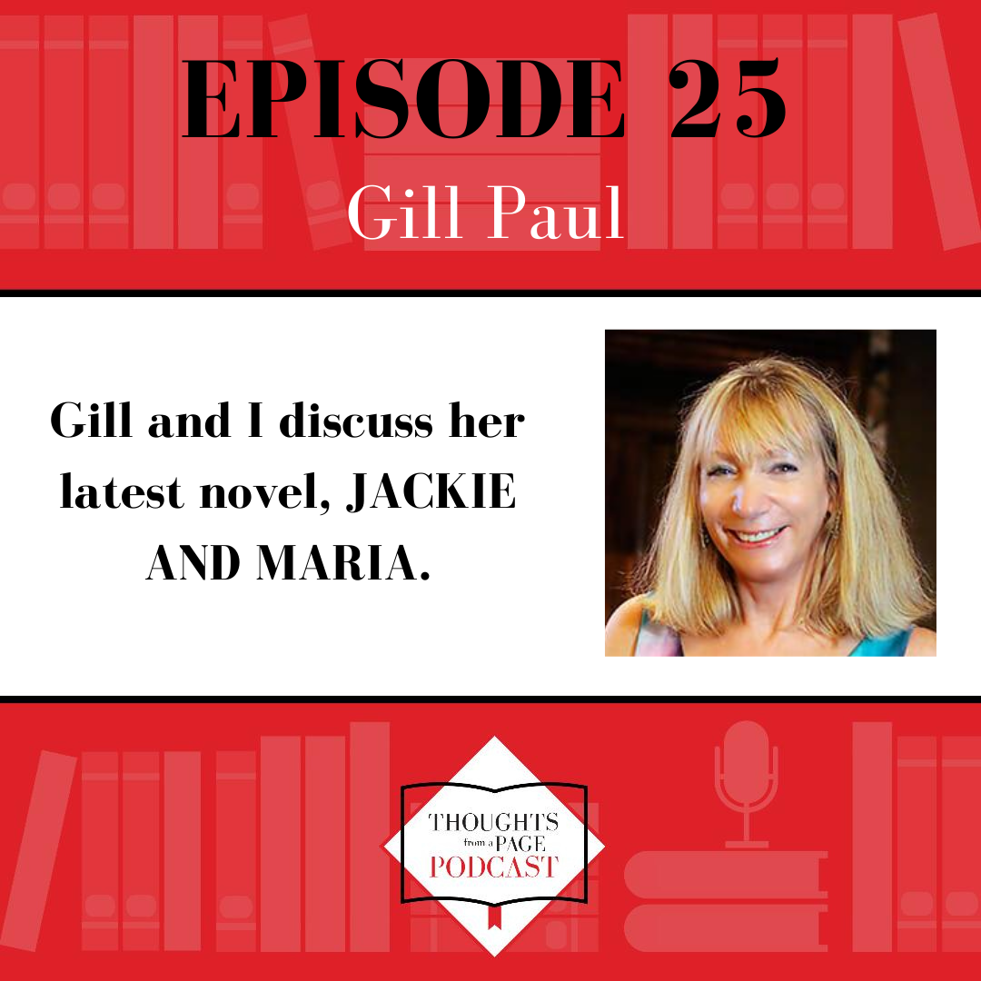 Gill Paul - JACKIE AND MARIA
