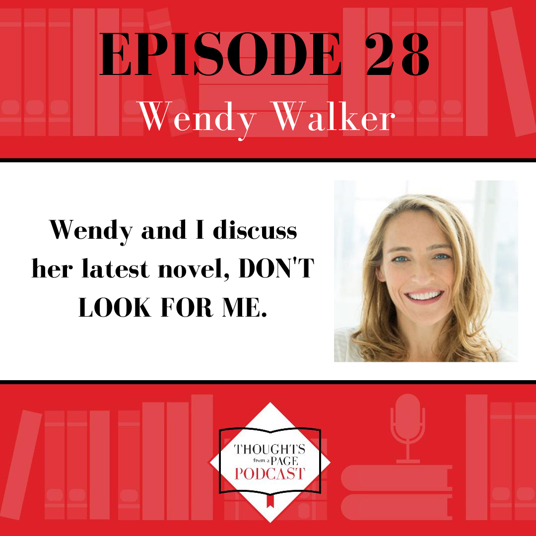 Wendy Walker - DON'T LOOK FOR ME