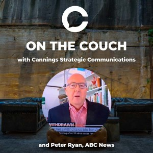 Episode 3 - Interview with Peter Ryan, Senior Business Correspondent at ABC News
