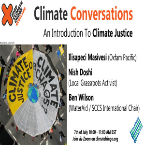 Introduction to Climate Justice Climate Conversation
