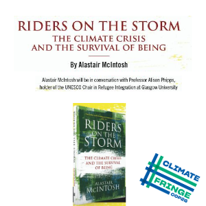 Riders on the Storm: Alastair McIntosh Book Launch