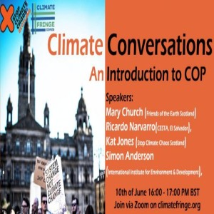 Climate Conversations: Introduction to COP