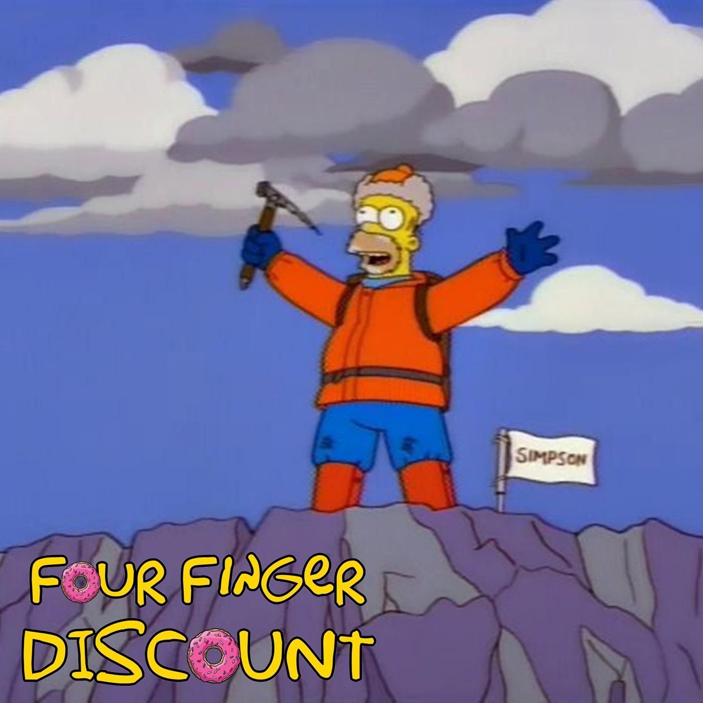 Four Finger Discount (Simpsons Podcast) | Podbay