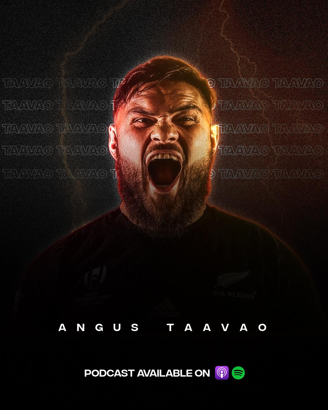 Angus Ta'avao - What a Lad