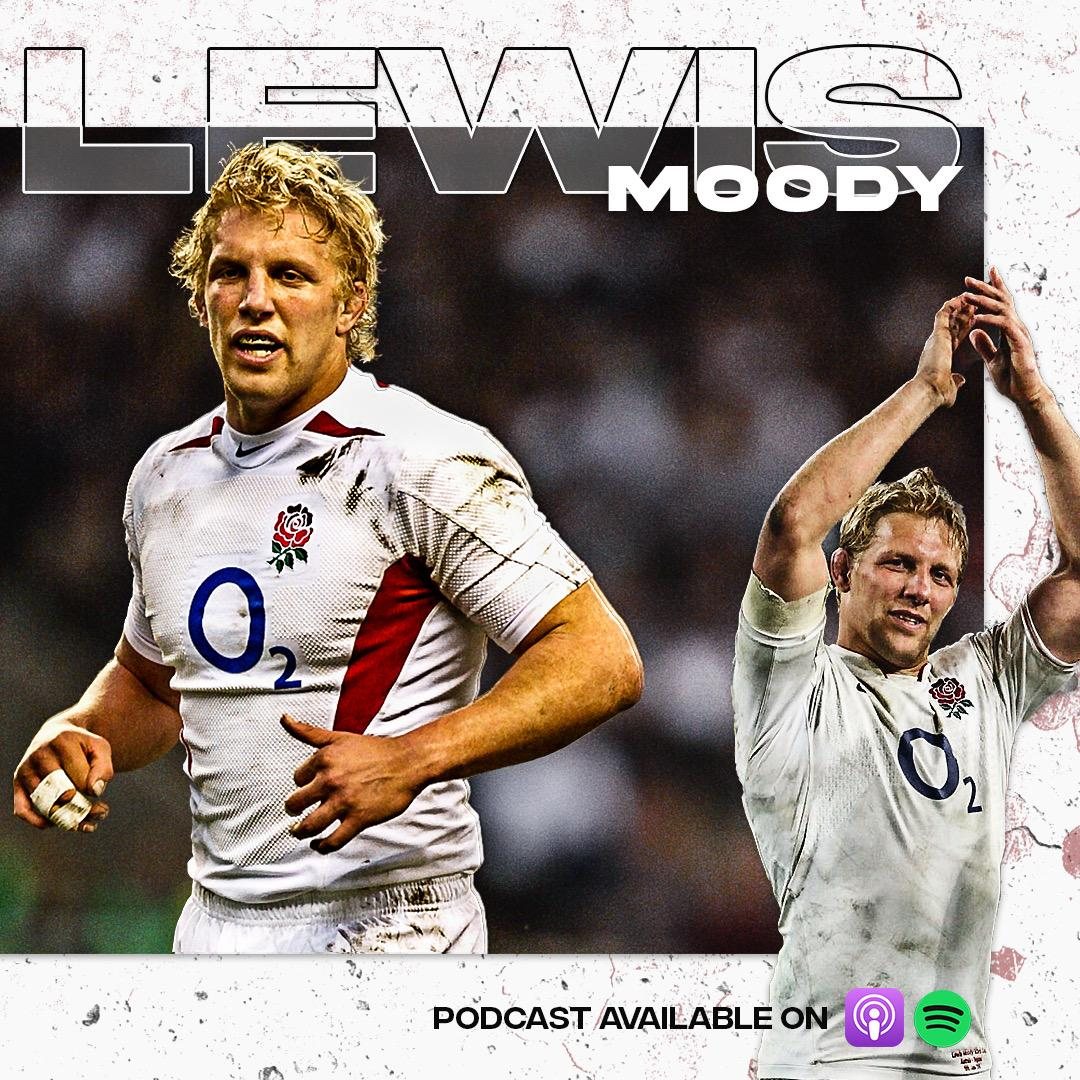 Lewis Moody- What a Lad