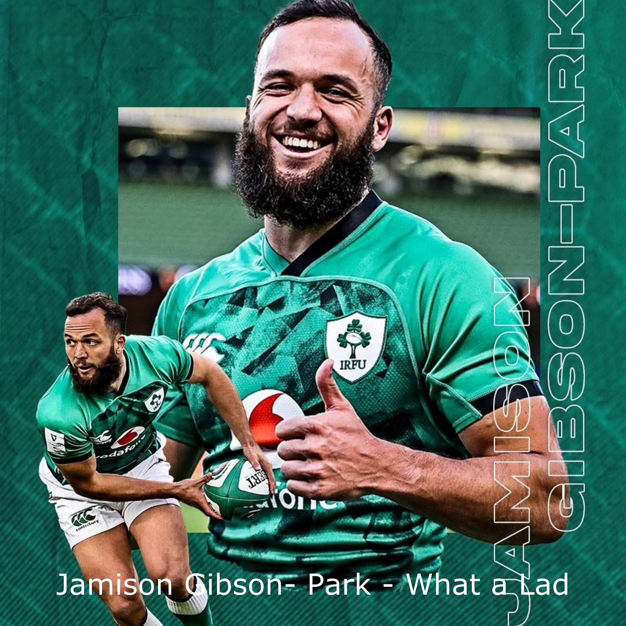 Jamison Gibson- Park - What a Lad