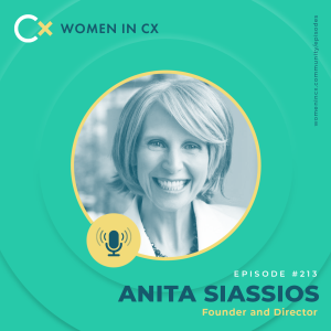 Clare Muscutt talks with Anita Siassios, about Women in Cyber Security & building female communities