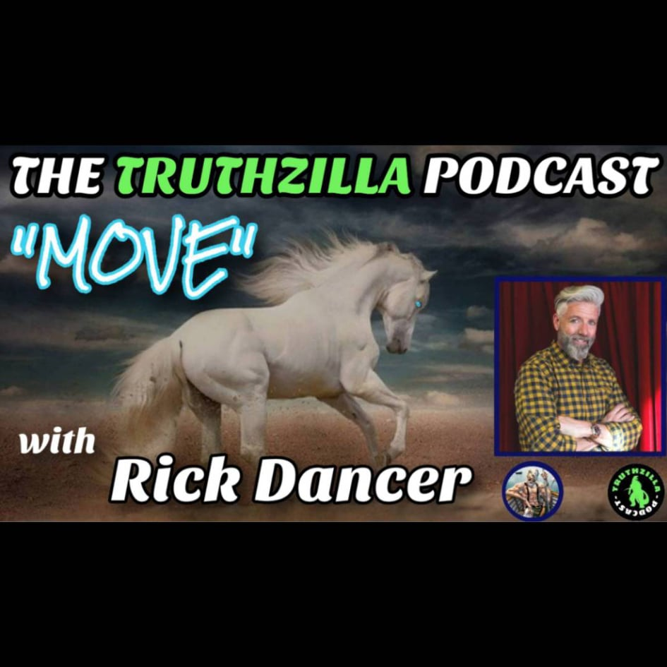 Truthzilla on Get Real with Rick Dancer