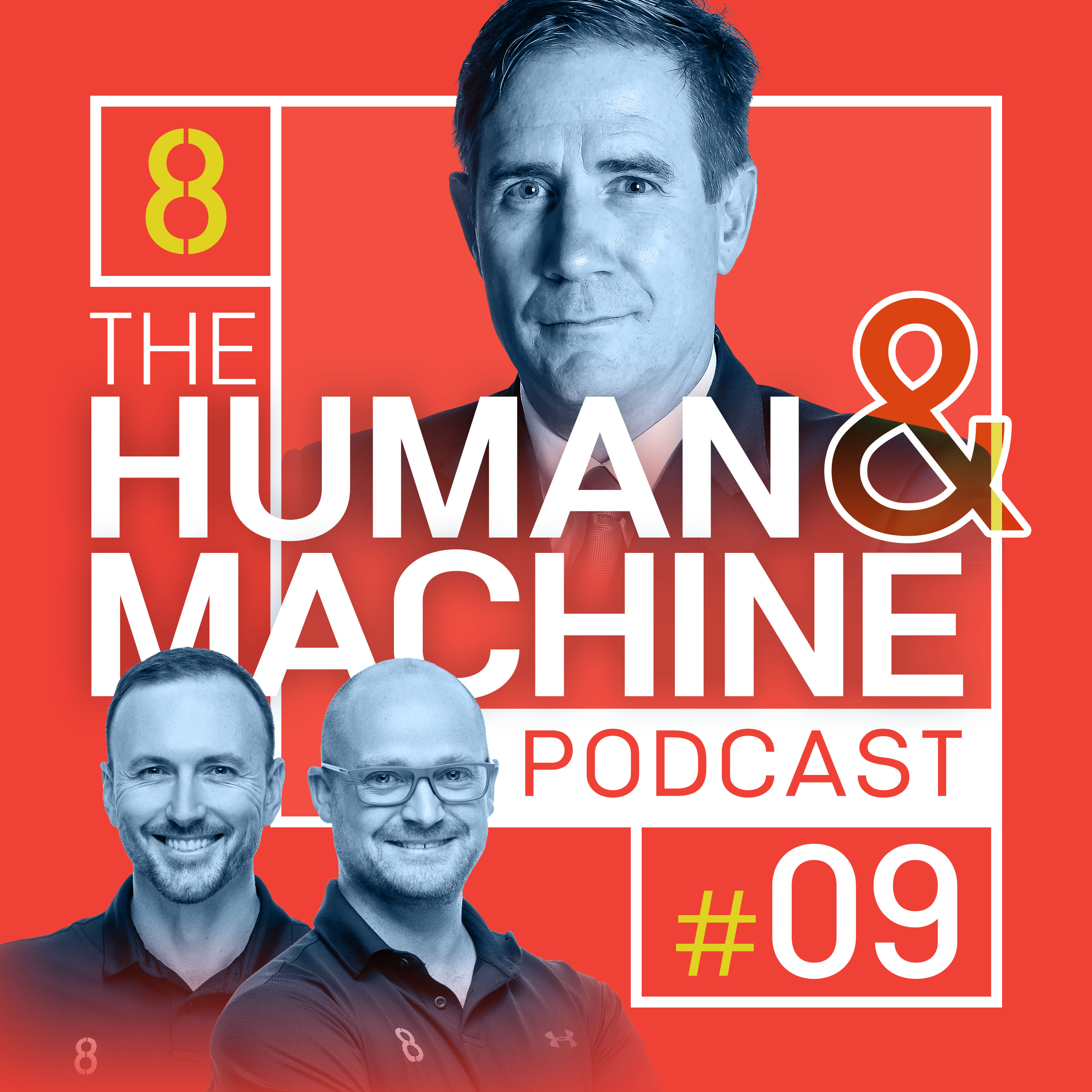 Ep 09 l Digital Transformation in the Manufacturing and Production world