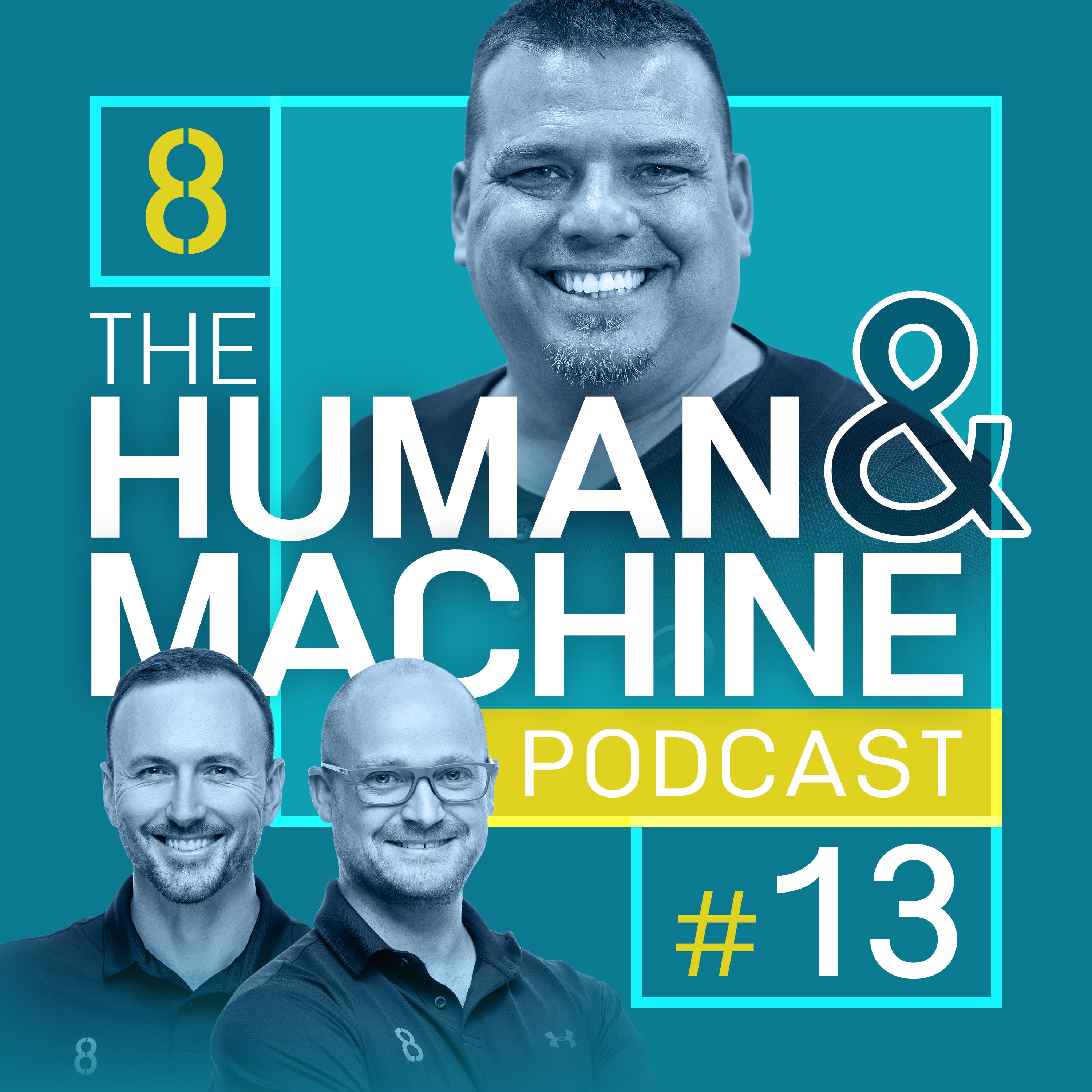 Ep 13 l Online Educator and Industry 4.0 enthusiast with Walker Reynolds