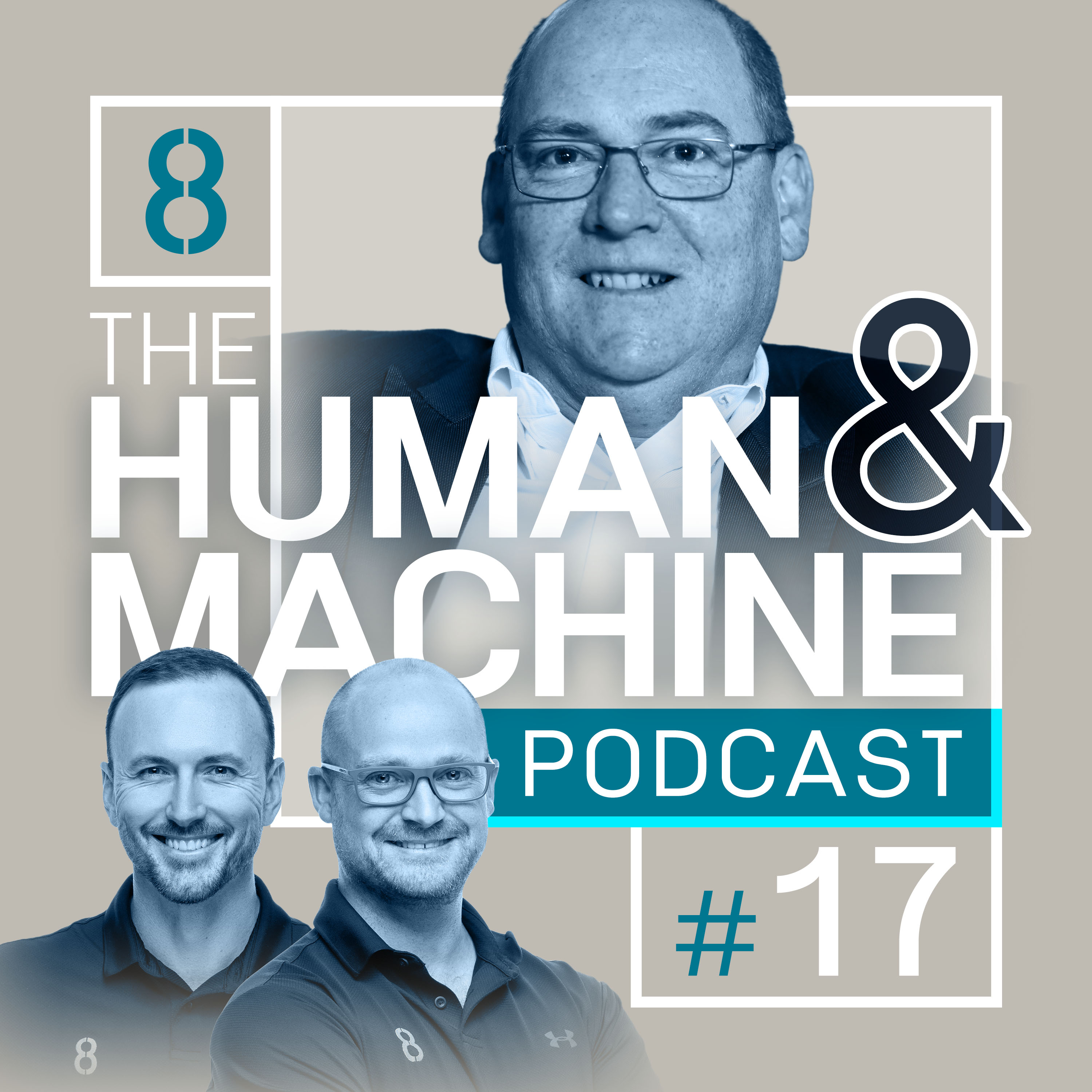 Ep 17 l How Manufacturing can increase Cyber Resilience, with Brian Pinnock