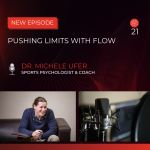 Pushing Limits With Flow — Dr. Michele Ufer | Flow Research Collective Radio