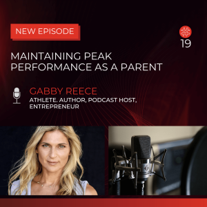 Maintaining Peak Performance As A Parent — Gabby Reece | Flow Research Collective Radio