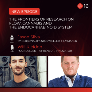 From The Frontiers Of Research On Flow, Cannabis And The Endocannabinoid System — Jason Silva, Will Kleidon   Flow Research Collective Radio