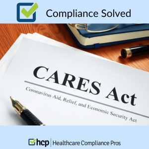 Episode 3: Interview With Mike DeVries - Provider Relief Fund, Payroll Protection Program