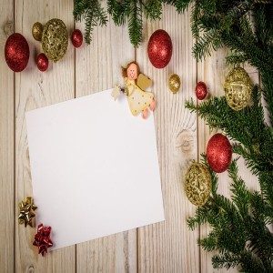 Christmas Letters by Ken Starling
