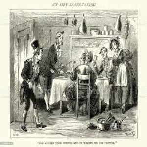 The Pickwick Papers by Charles Dickens - Episode Six - Confusion and Conspiracy