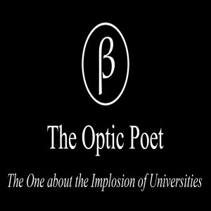 The Optic Poet: The One about the Implosion of Universities