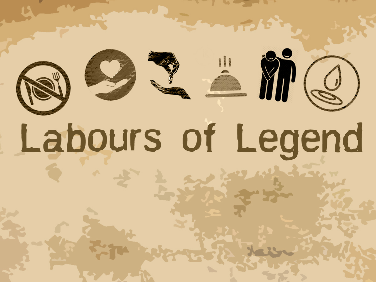 Lent - Labors of Legend - Tithing