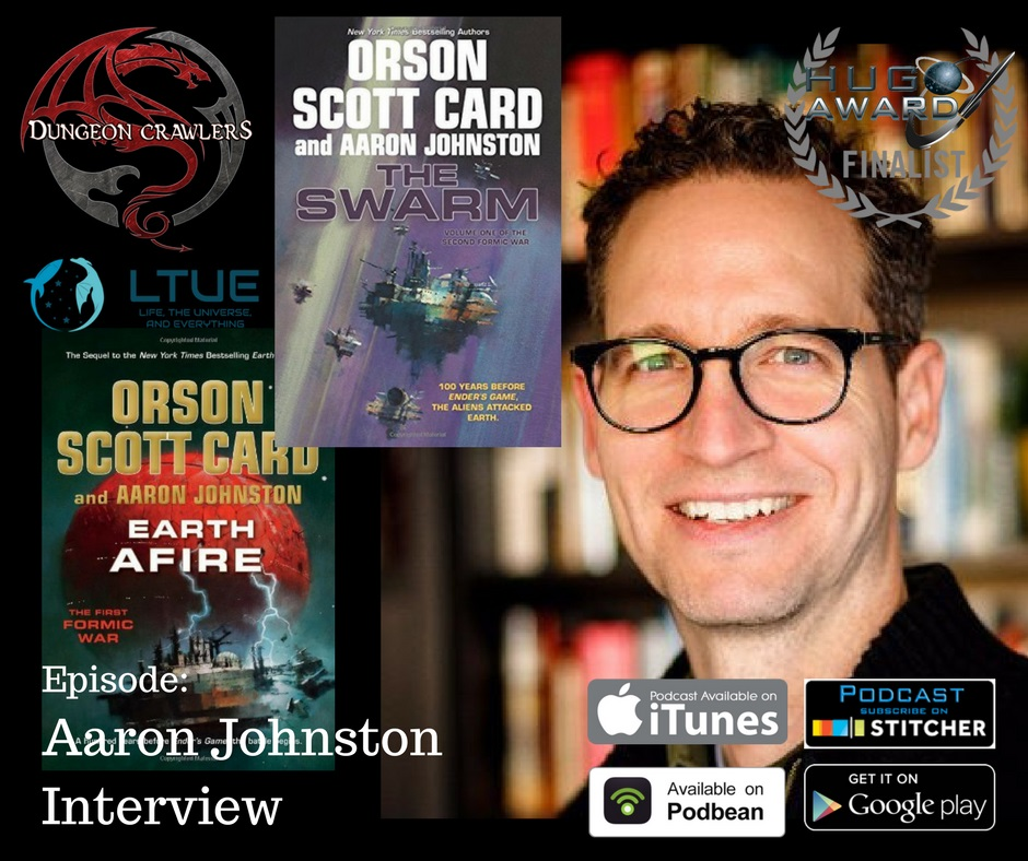 Aaron Johnston LTUE Interview