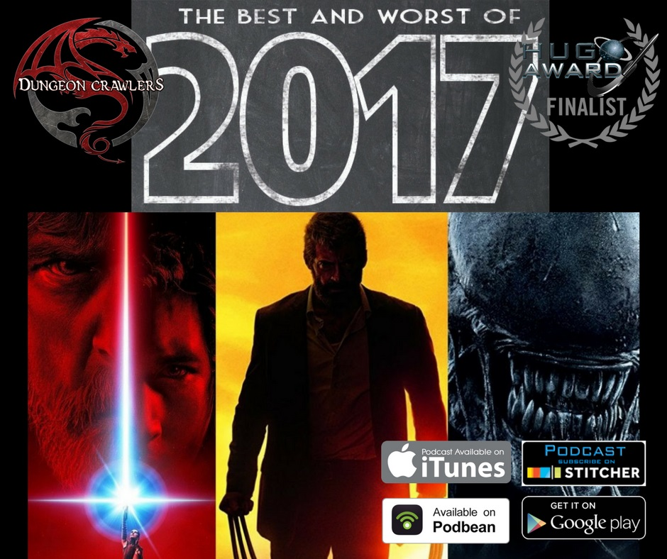 Best and worst of 2017