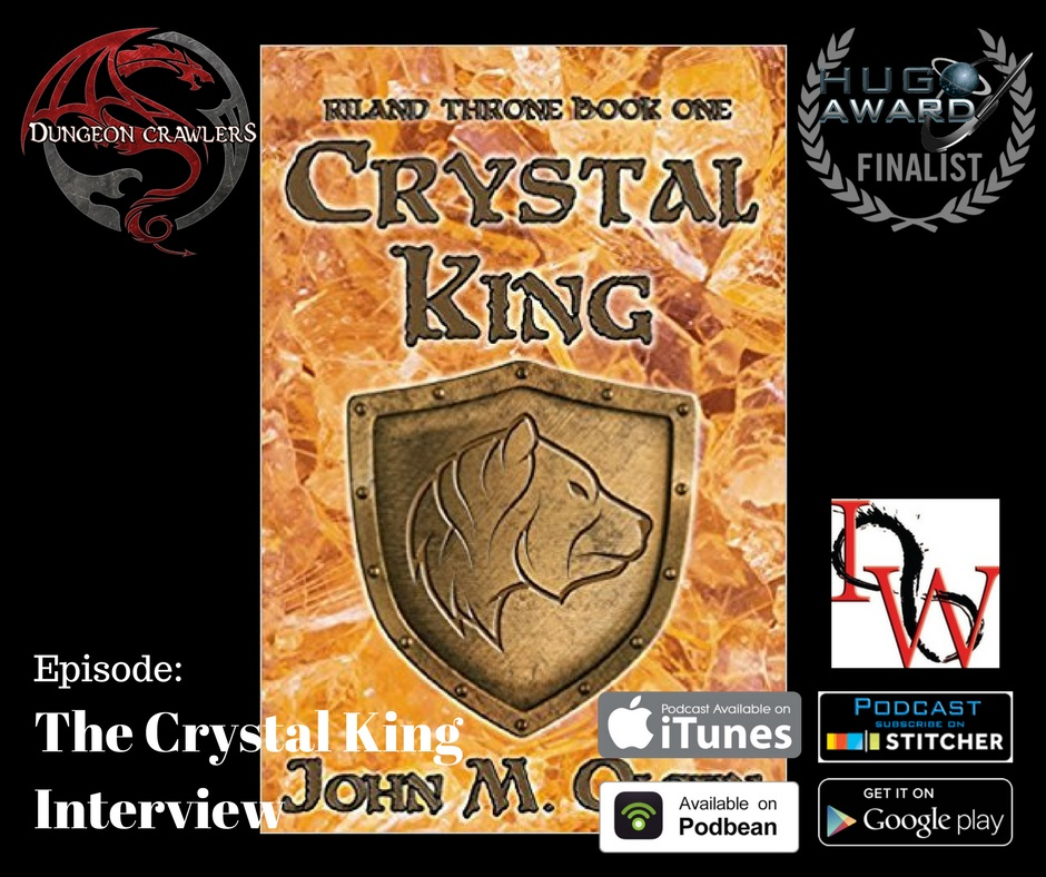 The Crystal King Interview