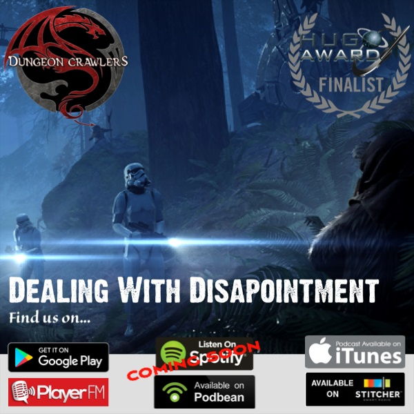 Dealing With Disapointment