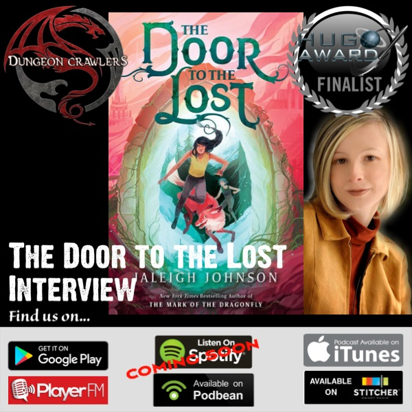 The Door to the Lost Interview