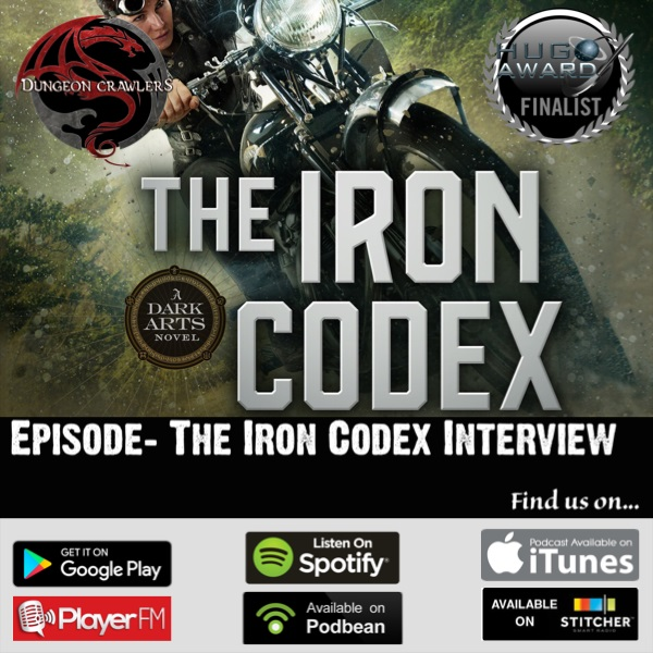 The Iron Codex Interview