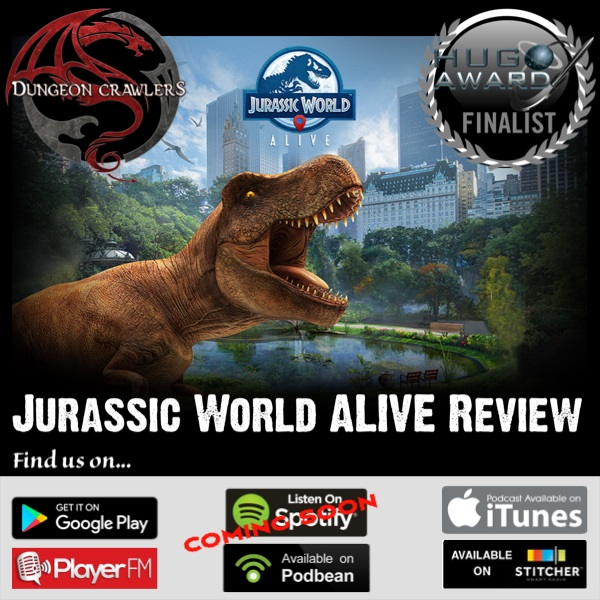Jurassic World ALIVE Review