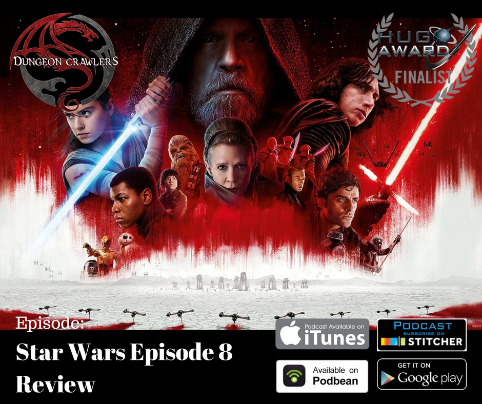 Star Wars Episode 8 Review