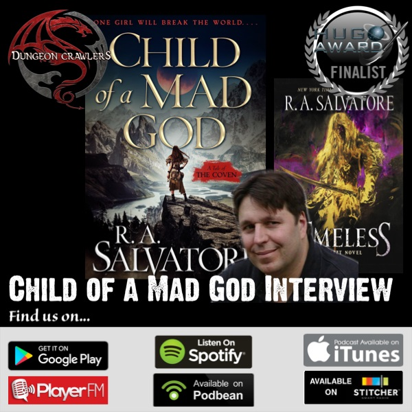 Child of a Mad God Interview