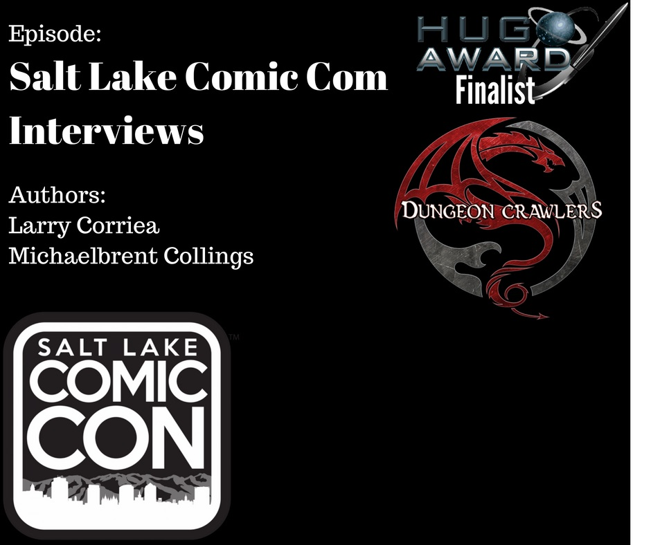 Salt Lake Comic Con Interviews 8-9