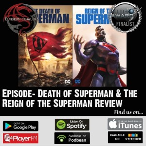 Death of Superman & Reign of the Supermen Review