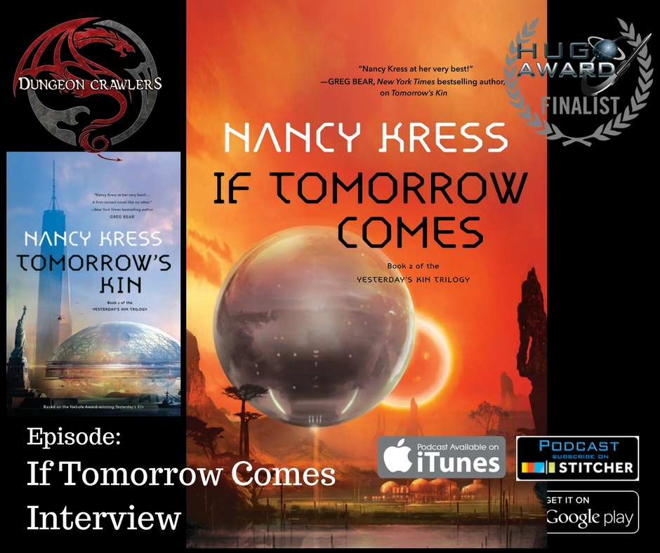 If Tomorrow Comes Interview