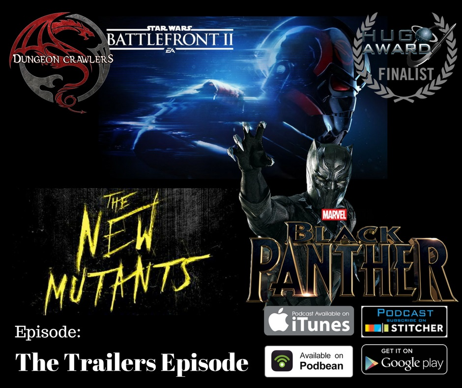 The Trailers Episode