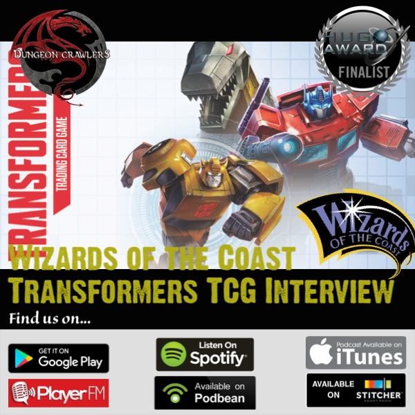 Wizards of the Coast - Transformers TCG Interview