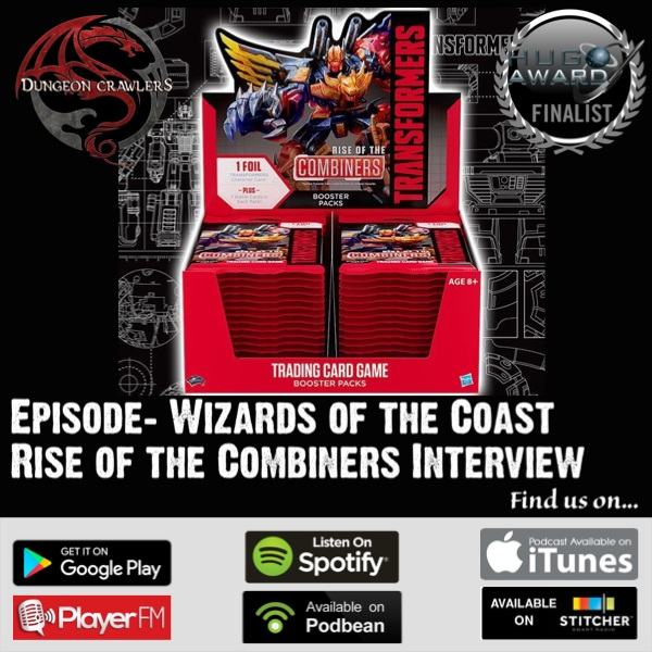 Wizards of the Coast - Rise of the Combiners Interview