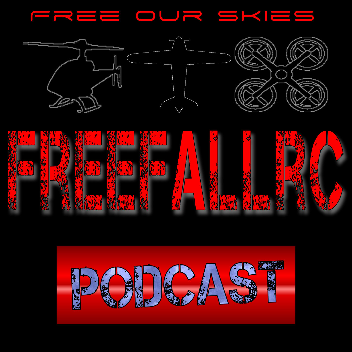 Episode 3 - New Year Resolutions, let's fly a heli.
