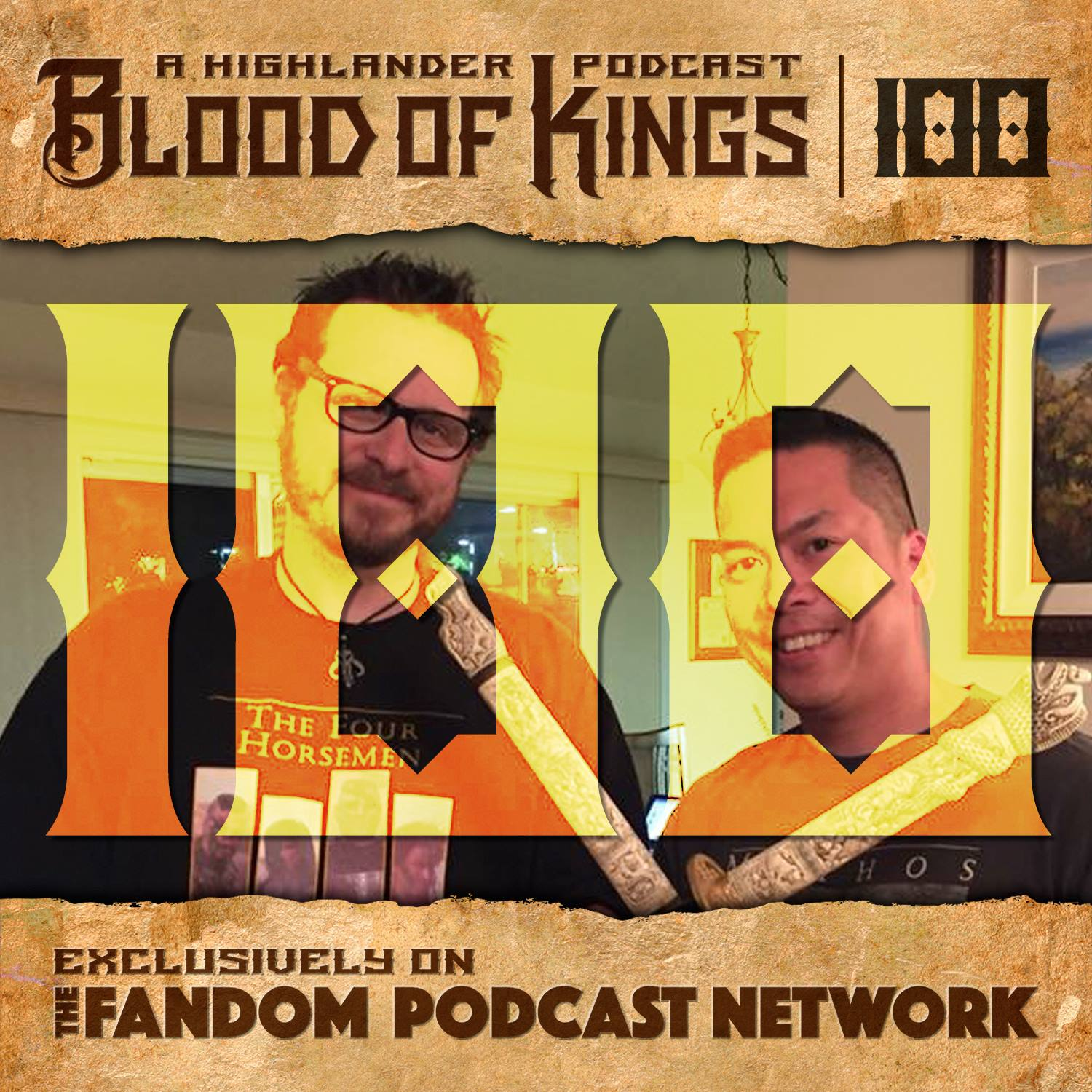 Blood of Kings 100: 100th Episode Spectacular! THE ONE WITH ALL OF THE QUESTIONS!