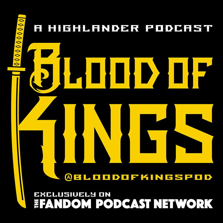 Blood of Kings: A Highlander Podcast: Episode 25: REBORN as The Raven!