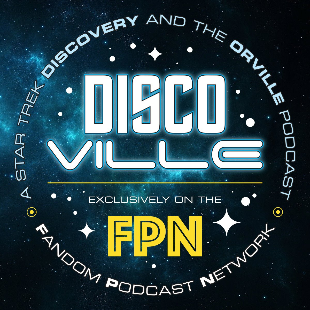 DiscoVille: A Star Trek DISCOVERY and THE ORVILLE Podcast Episode 31: A Quantum Disruption / Discussing Runaway and the Discovery News from New York City Comic-Con