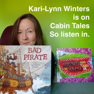 Author Interview with Kari-Lynn Winters