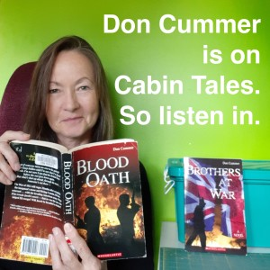 Author Interview with Don Cummer