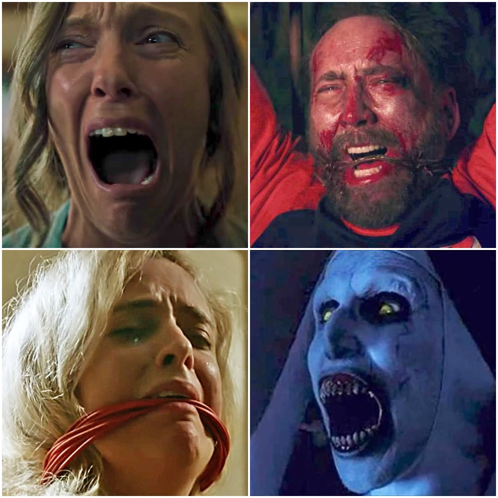 2018 - Hyped Horror Overload!