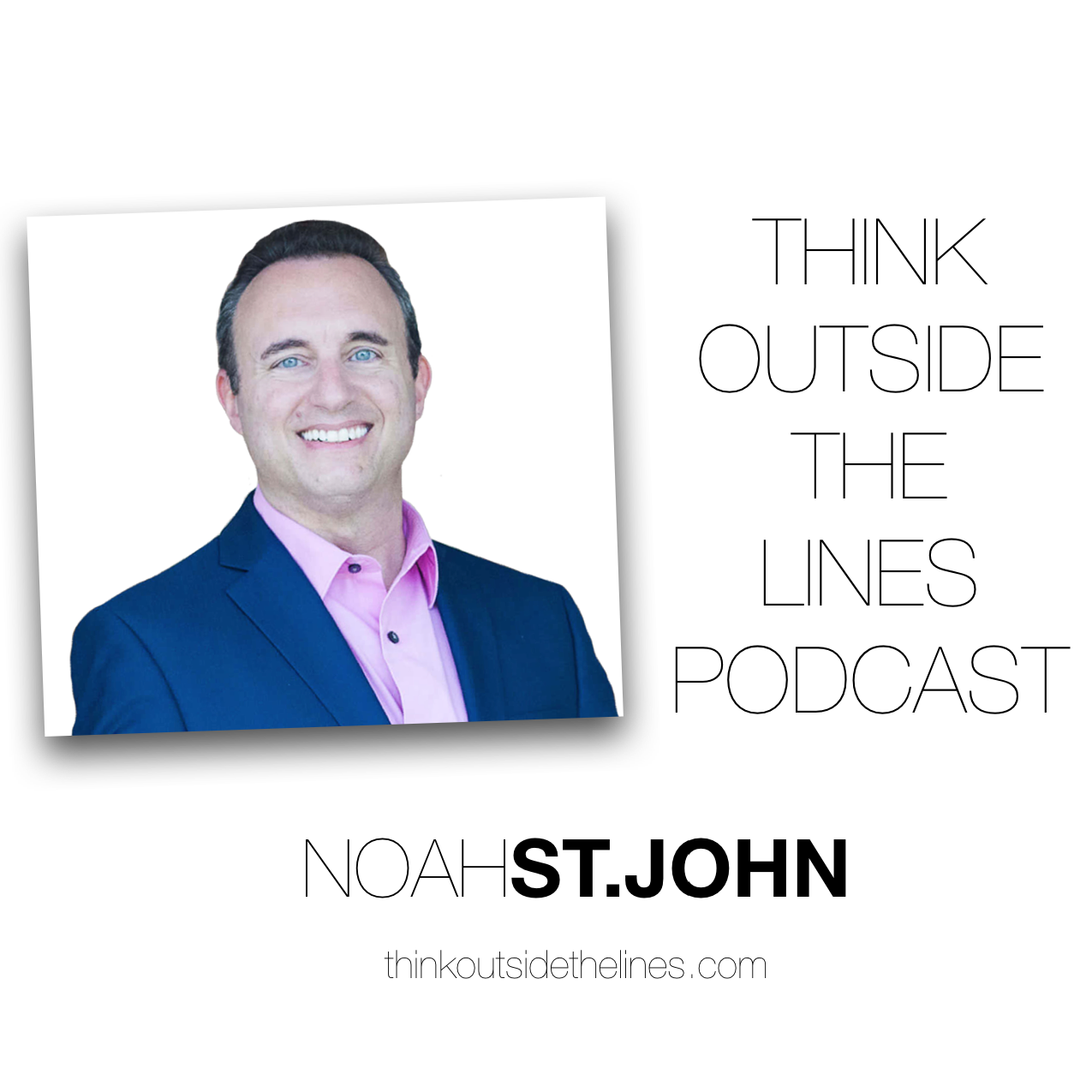 Noah St. John : Stop Holding Yourself Back From Success